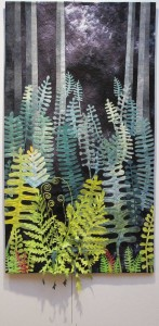 Patricia Hann - Timeless Moon and Ferns
